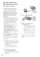 Mode d'emploi Sony HDR-CX505VE Camescope - Page 166