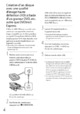 Mode d'emploi Sony HDR-CX505VE Camescope - Page 40