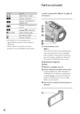 Mode d'emploi Sony HDR-CX520E Camescope - Page 270