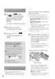 Mode d'emploi Sony HDR-CX520E Camescope - Page 46