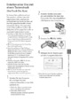 Mode d'emploi Sony HDR-CX520E Camescope - Page 97