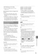 Mode d'emploi Sony HDR-CX520VE Camescope - Page 127