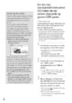 Mode d'emploi Sony HDR-CX520VE Camescope - Page 170