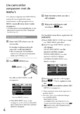 Mode d'emploi Sony HDR-CX520VE Camescope - Page 184