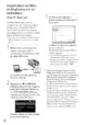 Mode d'emploi Sony HDR-CX520VE Camescope - Page 30