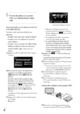Mode d'emploi Sony HDR-CX520VE Camescope - Page 38