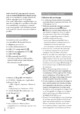 Mode d'emploi Sony HDR-CX520VE Camescope - Page 4