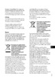 Mode d'emploi Sony HDR-CX520VE Camescope - Page 69
