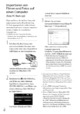 Mode d'emploi Sony HDR-CX520VE Camescope - Page 98