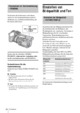 Mode d'emploi Sony HDR-FX1E Camescope - Page 150