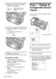 Mode d'emploi Sony HDR-FX1E Camescope - Page 18