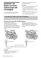 Mode d'emploi Sony HDR-FX1E Camescope - Page 194