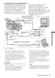 Mode d'emploi Sony HDR-FX1E Camescope - Page 195