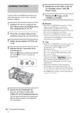 Mode d'emploi Sony HDR-FX1E Camescope - Page 196