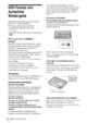 Mode d'emploi Sony HDR-FX1E Camescope - Page 214