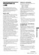Mode d'emploi Sony HDR-FX1E Camescope - Page 217
