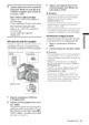 Mode d'emploi Sony HDR-FX1E Camescope - Page 23
