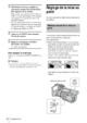 Mode d'emploi Sony HDR-FX1E Camescope - Page 32