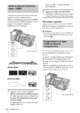 Mode d'emploi Sony HDR-FX1E Camescope - Page 40