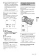 Mode d'emploi Sony HDR-FX1E Camescope - Page 47