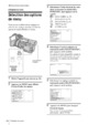 Mode d'emploi Sony HDR-FX1E Camescope - Page 54