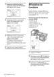 Mode d'emploi Sony HDR-FX1E Camescope - Page 72