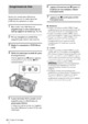 Mode d'emploi Sony HDR-FX1E Camescope - Page 80