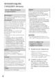 Mode d'emploi Sony HDR-GW77E Camescope - Page 106