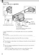 Mode d'emploi Sony HDR-TD10E Camescope - Page 154