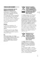 Mode d'emploi Sony HDR-TD10E Camescope - Page 3