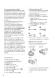 Mode d'emploi Sony HDR-TD10E Camescope - Page 4