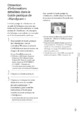 Mode d'emploi Sony HDR-TD10E Camescope - Page 57