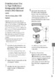 Mode d'emploi Sony HDR-TG5VE Camescope - Page 105