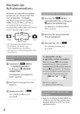 Mode d'emploi Sony HDR-TG5VE Camescope - Page 110