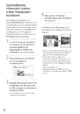 Mode d'emploi Sony HDR-TG5VE Camescope - Page 184