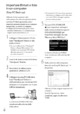 Mode d'emploi Sony HDR-TG5VE Camescope - Page 228