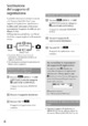 Mode d'emploi Sony HDR-TG5VE Camescope - Page 240