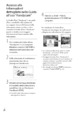 Mode d'emploi Sony HDR-TG5VE Camescope - Page 250