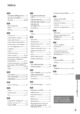 Mode d'emploi Sony HDR-TG5VE Camescope - Page 263