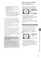 Mode d'emploi Sony HDR-TG5VE Camescope - Page 33