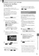 Mode d'emploi Sony HDR-TG5VE Camescope - Page 43