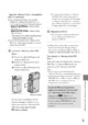 Mode d'emploi Sony HDR-TG5VE Camescope - Page 45