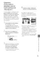 Mode d'emploi Sony HDR-TG5VE Camescope - Page 53