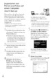 Mode d'emploi Sony HDR-TG5VE Camescope - Page 98
