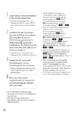 Mode d'emploi Sony HDR-TG7VE Camescope - Page 108