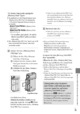 Mode d'emploi Sony HDR-TG7VE Camescope - Page 111