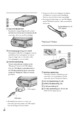 Mode d'emploi Sony HDR-TG7VE Camescope - Page 196