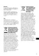 Mode d'emploi Sony HDR-TG7VE Camescope - Page 199