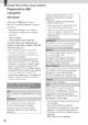Mode d'emploi Sony HDR-TG7VE Camescope - Page 220