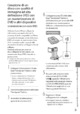 Mode d'emploi Sony HDR-TG7VE Camescope - Page 235